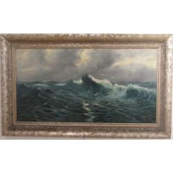 Sk455 – Obraz Moře