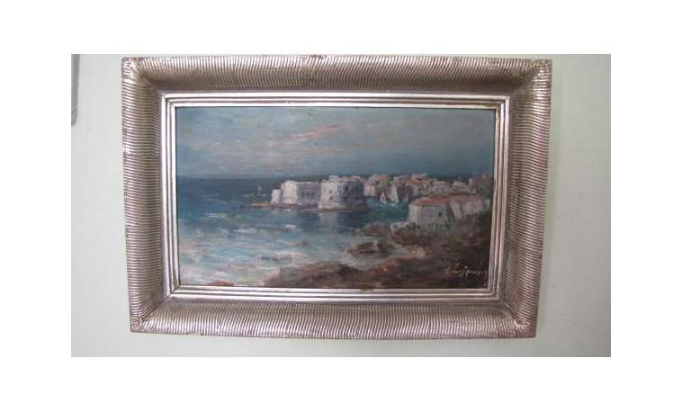Sk456 – Obraz Jadranské pobřeží