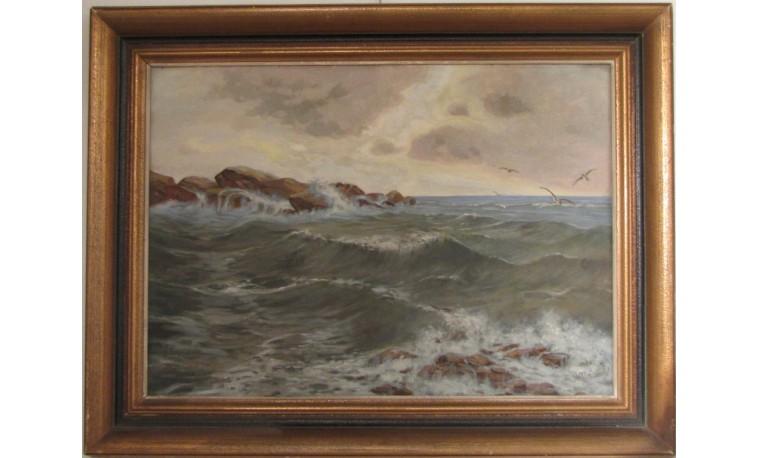 Sk472 – Obraz Moře