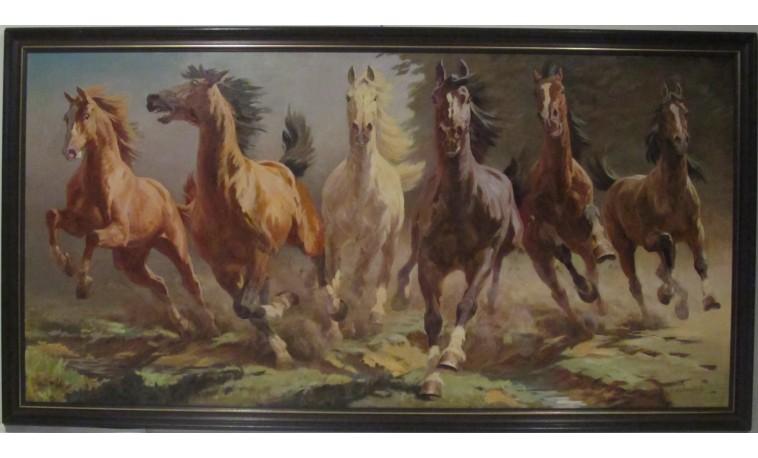 K75 - Obraz Koně