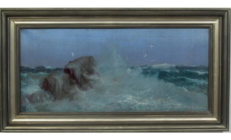 K75 - Obraz Moře