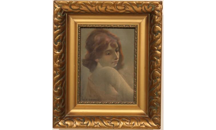 Ko81 - Obraz Dívka - portrét