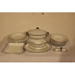 Sk1077 - Porcelánový set jídelní