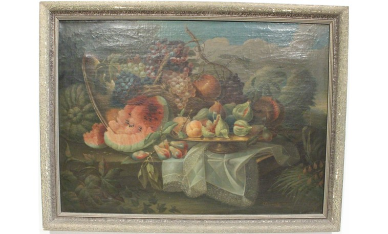Ko70- Obraz Zátiší s ovocem