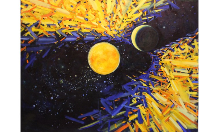 Kz3 - Obraz Vesmír