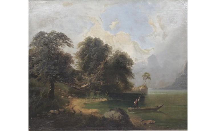 Ko86 - Obraz Romantická krajina