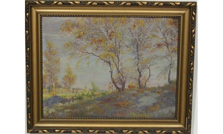 Ko86 - Obraz Podzimní krajina