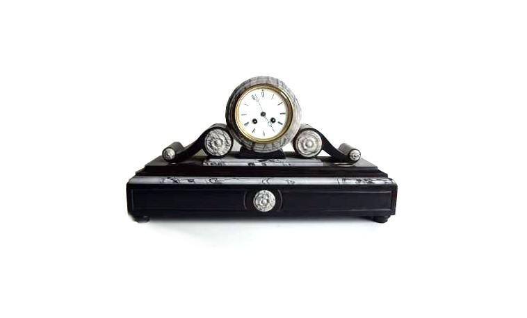Sk36 – Krbové mramorové hodiny