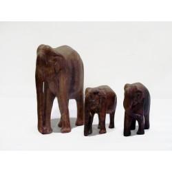 Sk1068 - Trojice slonů