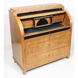 Sk1162 - Cylindrový psací stůl biedermeier