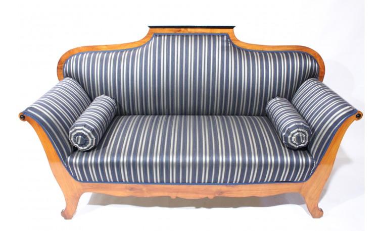 Sk1227 - Sofa biedermeier