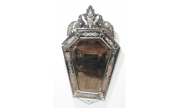 Sk1234 - Zrcadlo benátské broušené