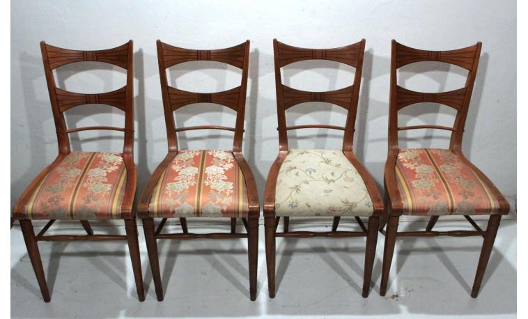 K118 - 4x židle