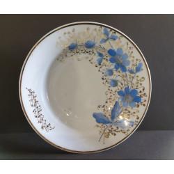 K121 - Malovaný talíř hluboký