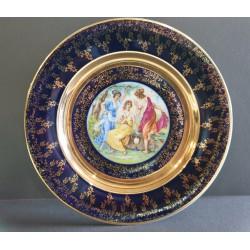 K121 - Zdobený talíř