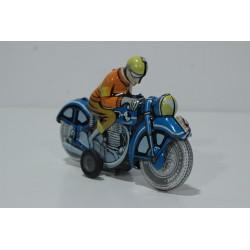 Sk1299 - Plechová hračka motocykl Lemez