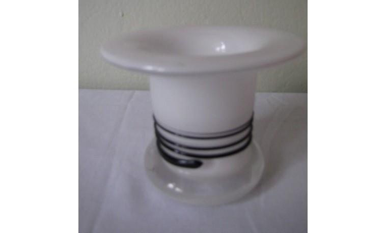 Sk1373 - Váza bílá