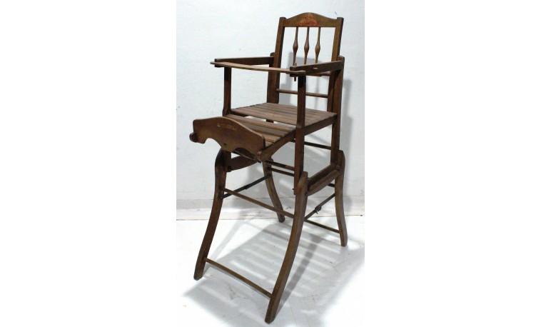 Sk1385 - Židlička - houpačka