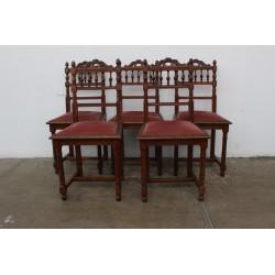 Sk1394 - Židle 5 ks