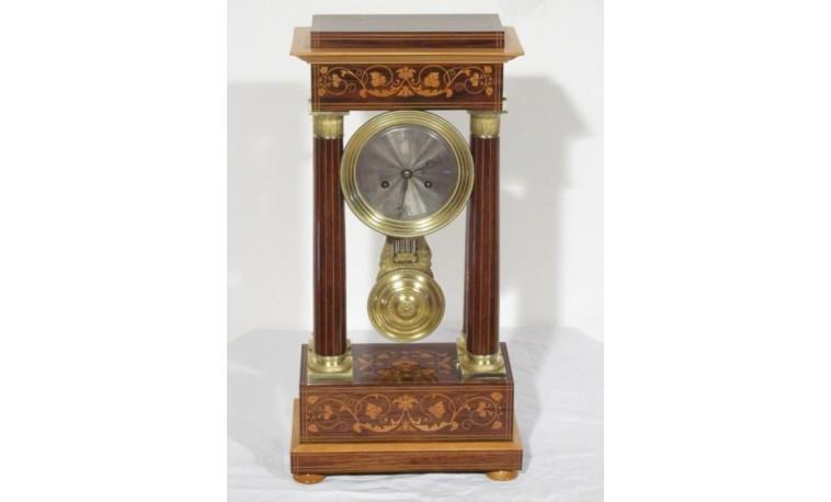 Sk910 – Sloupkové hodiny Biedermeier